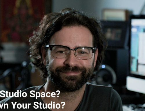 Video: Rent Studio Space? Or Own Your Studio?