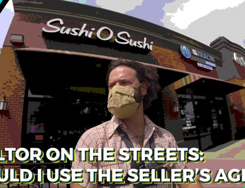 VIDEO: REALTOR ON THE STREETS / Should I use the Seller's Agent to Buy a House, or Get My Own?