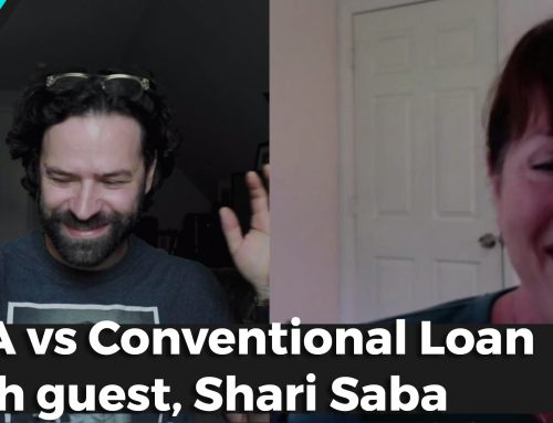 Video: FHA vs Conventional Loan with Mortgage Lender, Shari Saba