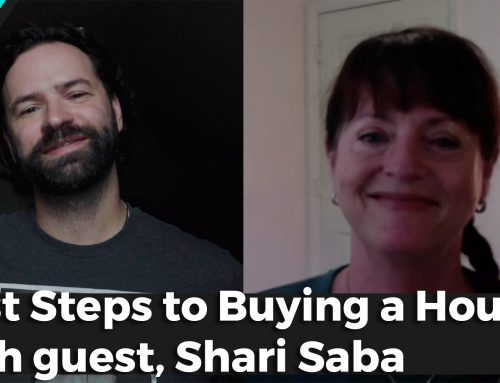 Video: First Steps to Buying a House with Mortgage Lender, Shari Saba