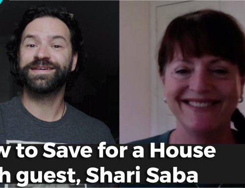 Video: How to Save for a House with Mortgage Lender, Shari Saba