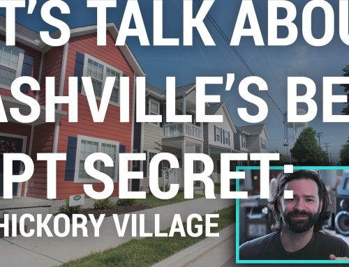 VIDEO: Let's Talk About Nashville's Best Kept Secret: Old Hickory Village