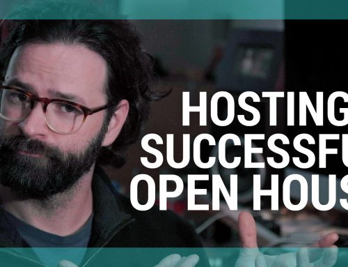 VIDEO: TIPS For Hosting a Successful Open House Step by Step