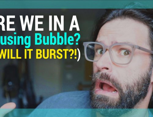 VIDEO: Are We In A Housing Bubble (AND WILL IT BURST)??